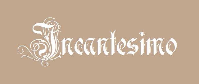 INCANTESIMO TENDE E TENDAGGI-Logo