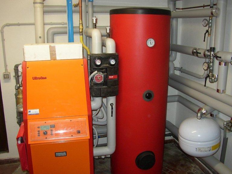 Impianti idricosanitari e centrale termica