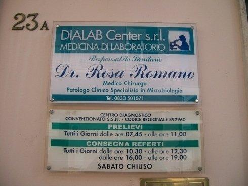 centro di analisi cliniche