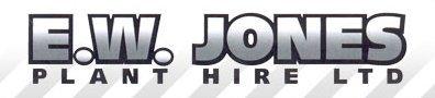E.W. JONES logo