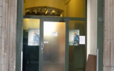 ingresso consultorio