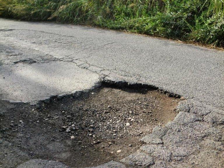 riparazione strade