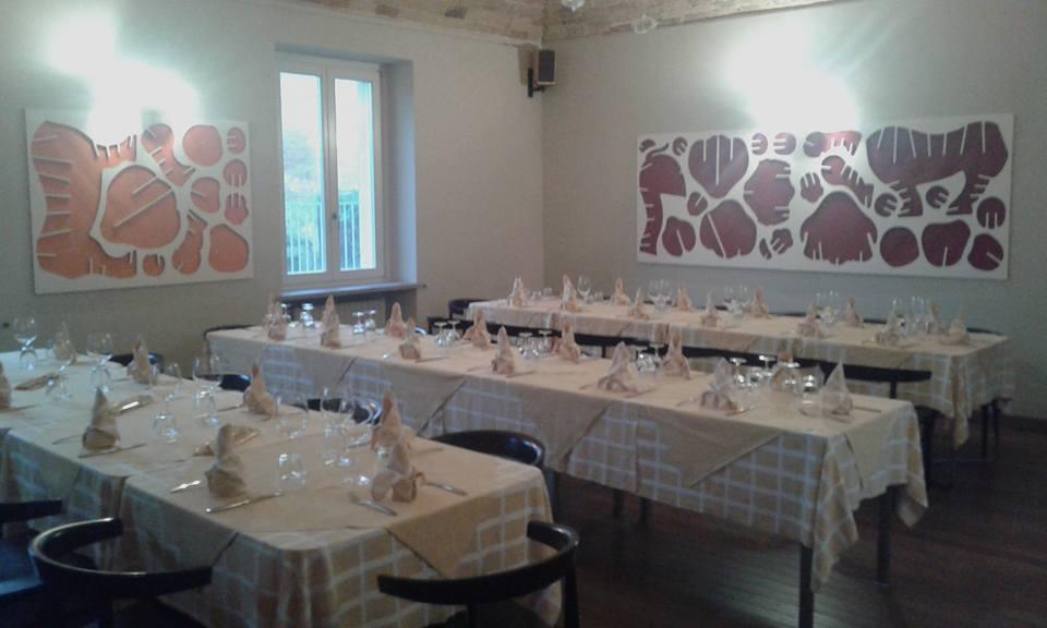 ristorante, sala da pranzo