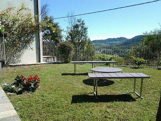 giardino esterno