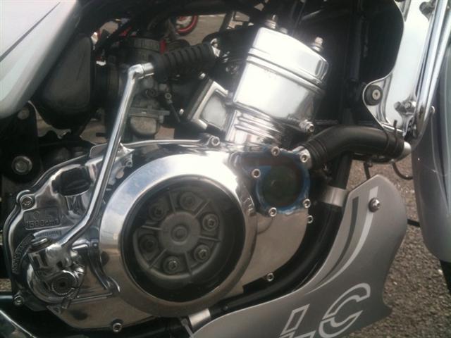 polished parts