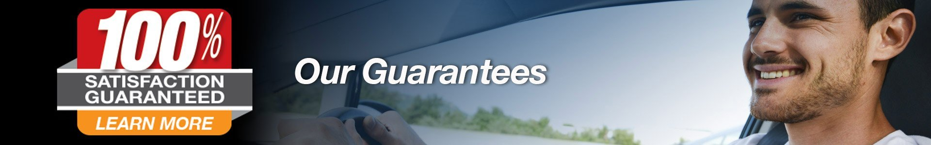 our guarantees