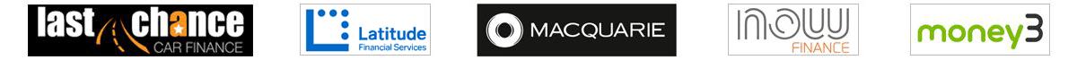 Financial service logos