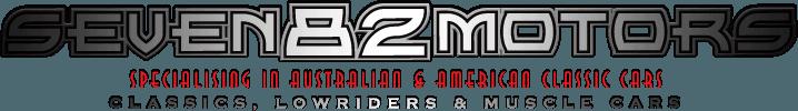 seven82motors logo