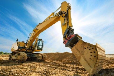 riparazioni escavatori