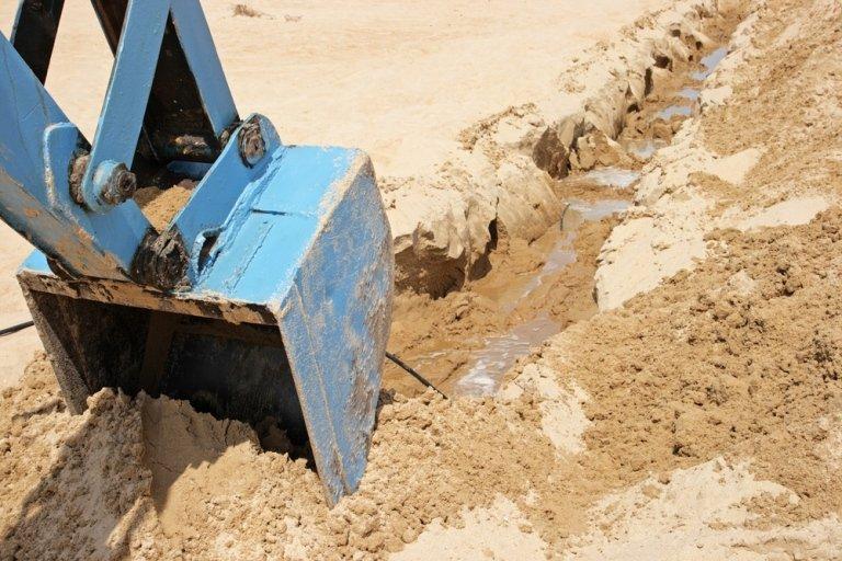 riparazione benne escavatori