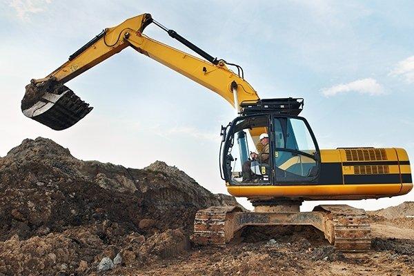 componenti ricambio escavatore