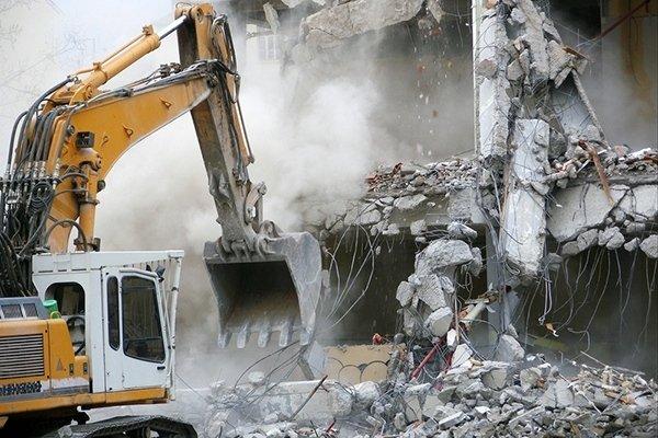 ricambistica escavatore