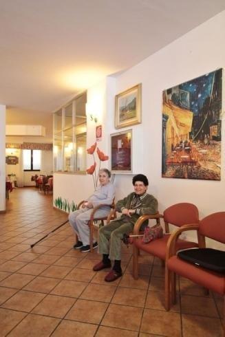 Anziani autosufficienti e non