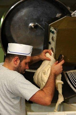 Produzione prodotti da forno