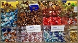 vendita caramelle