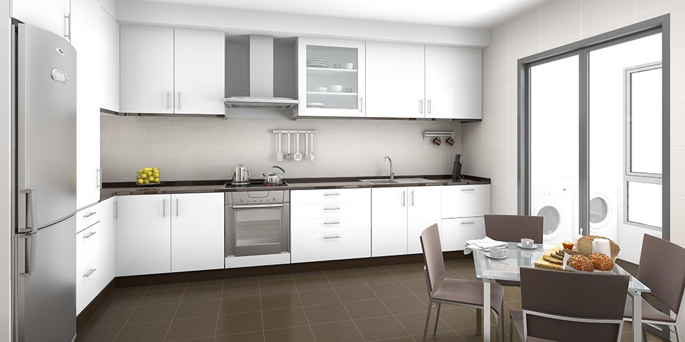 Kitchen design in Wellington