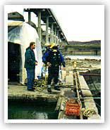 Underwater services in Wurtland, KY