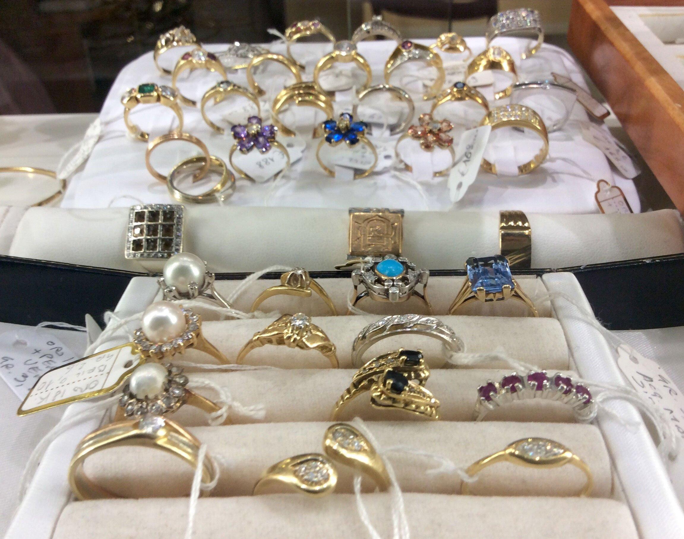 Eleganti gioielli di qualità a Firenze