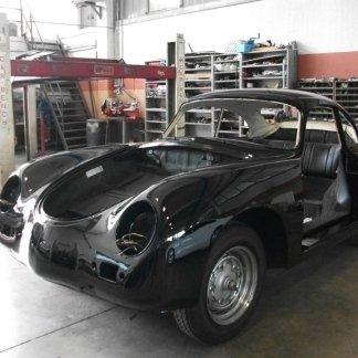 restauro di auto d