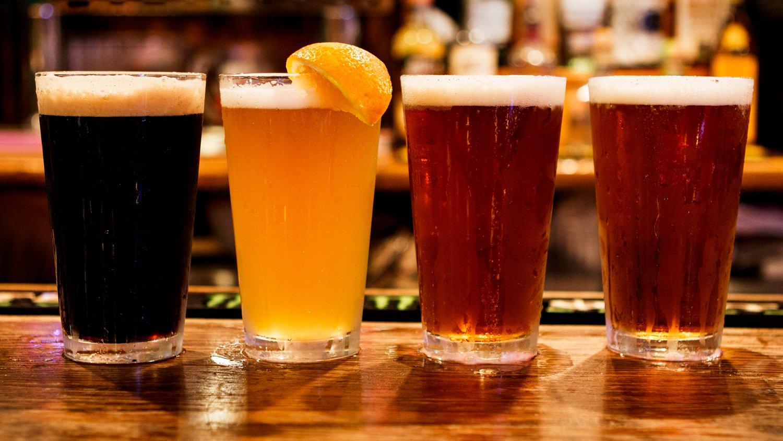 beer pints