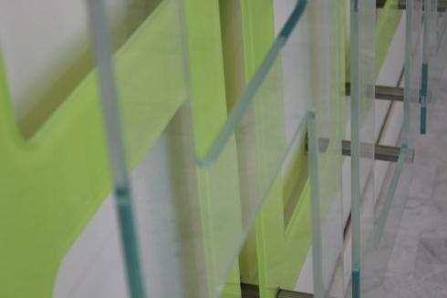 Complemento in vetro