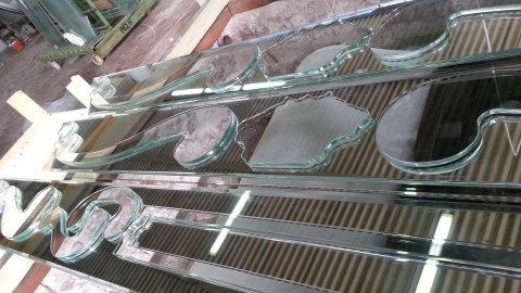 lavorazione a mano del vetro