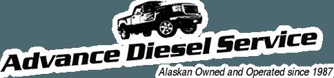 Advance Diesel Service logo