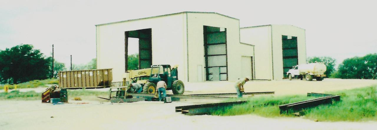 Earth moving, construction, concrete work & more in Kerrville, TX