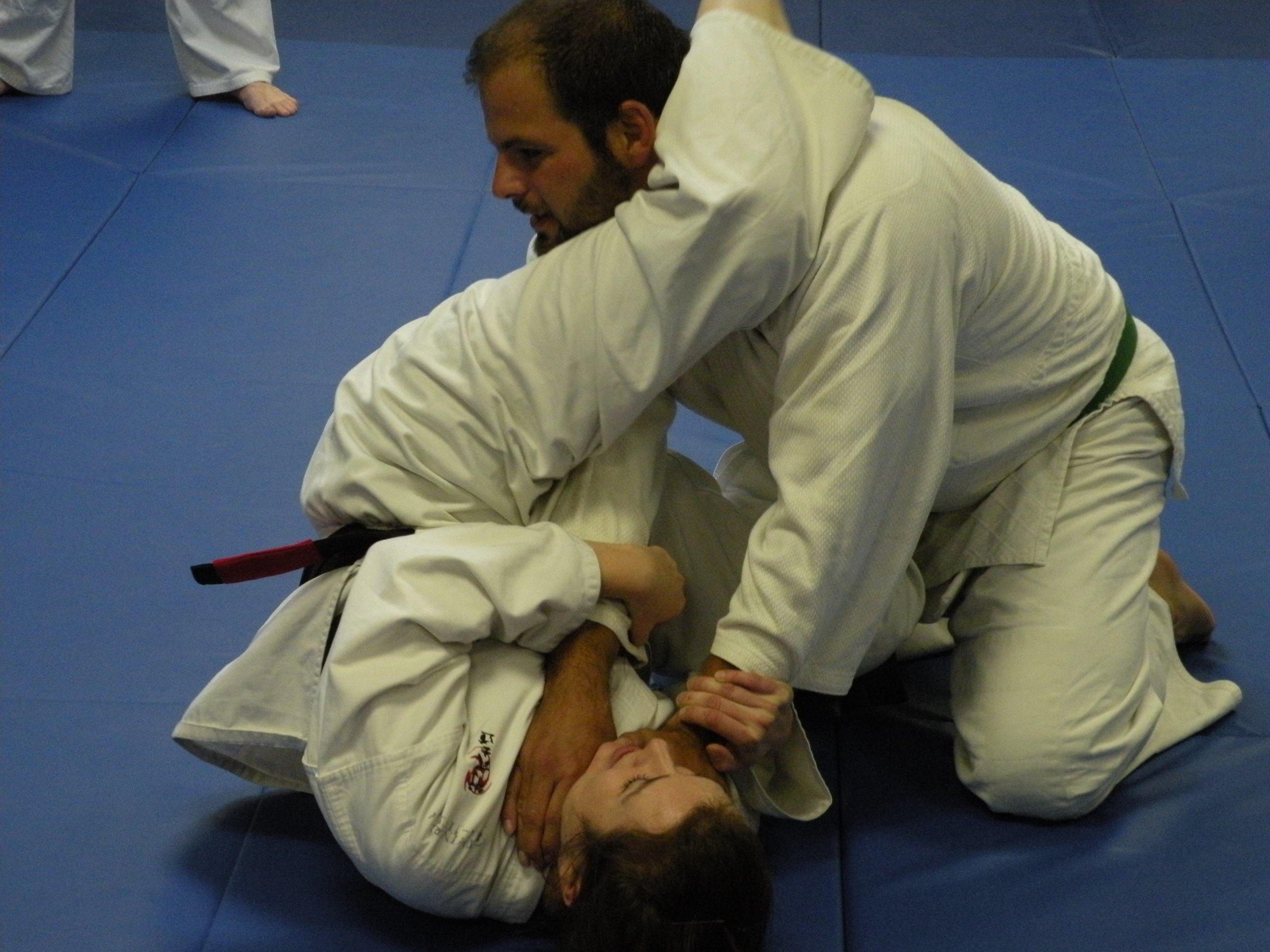 About Ju Jitsu in Rugby