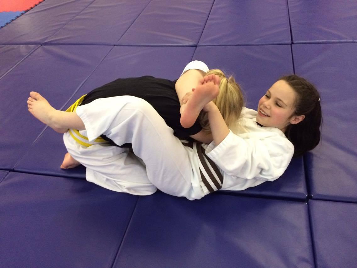 Kids Ju Jitsu