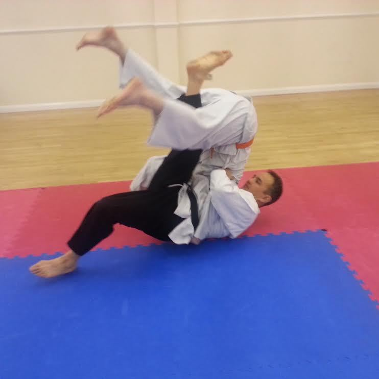 Martial Arts in Rugby Warks