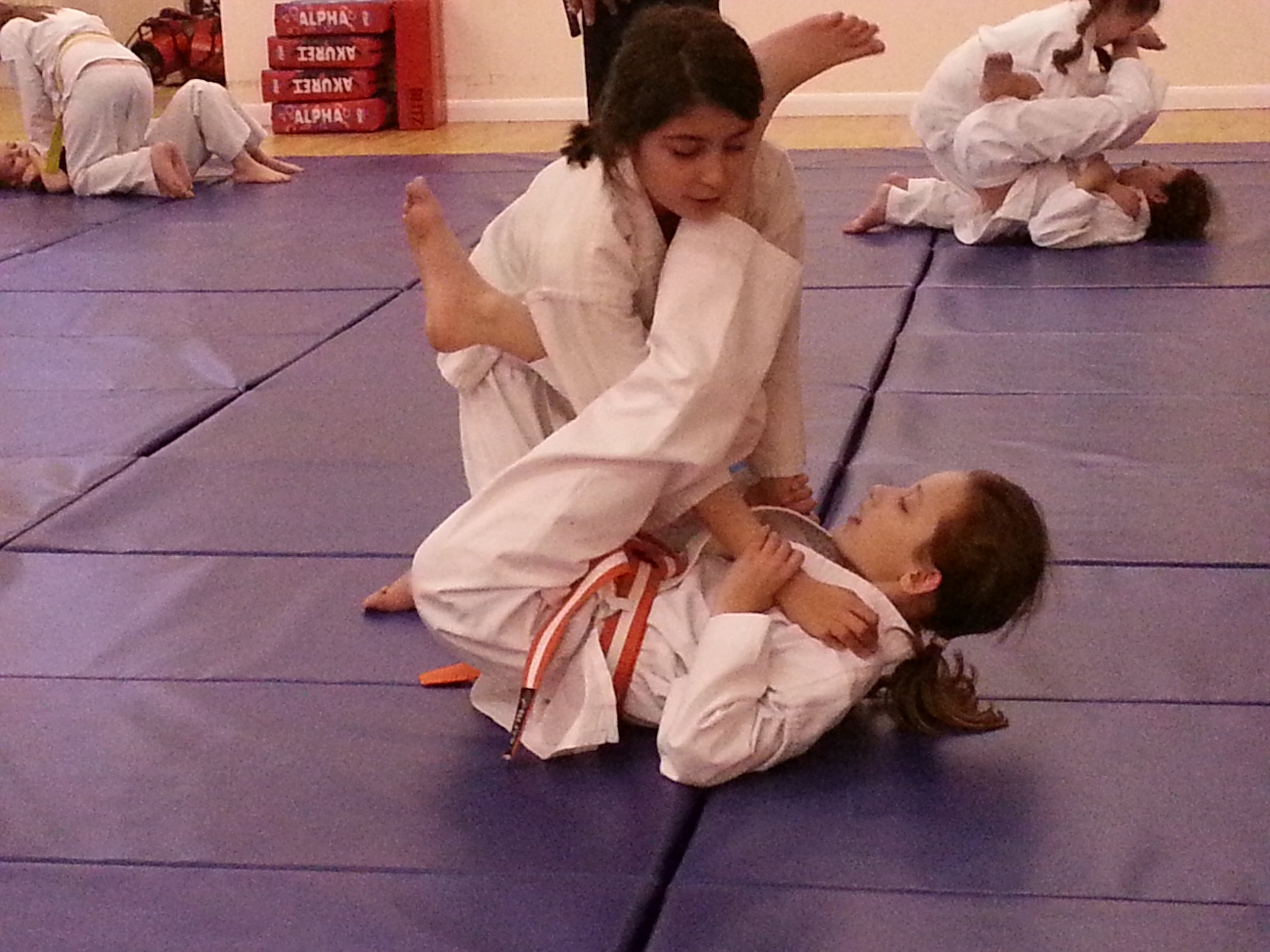 Ju Jitsu For Kids in Rugby