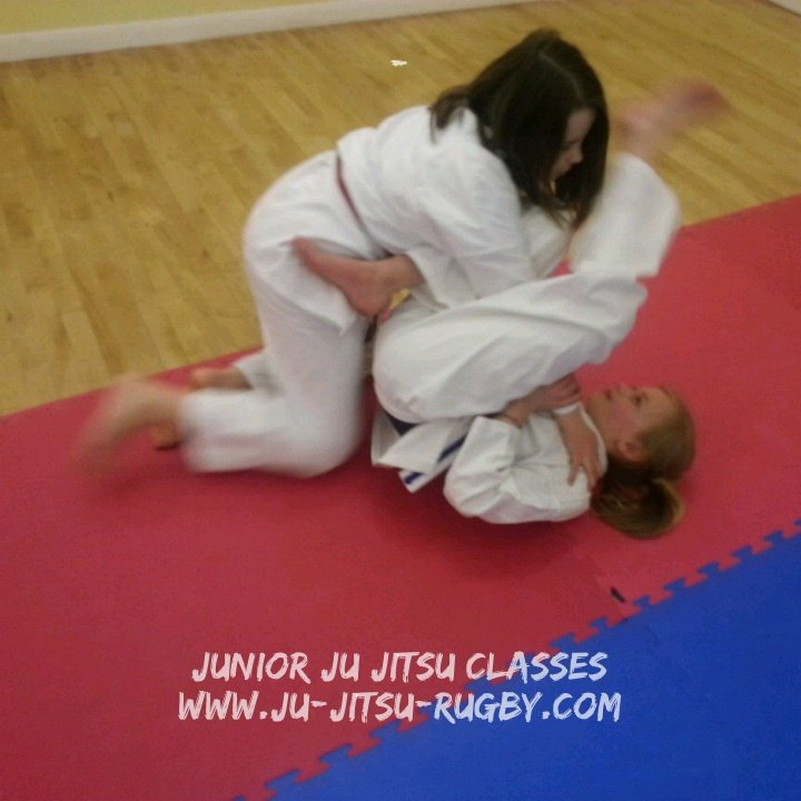 Junior Jitsuka