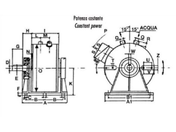 D.G.R. torque brake diagram Constructions