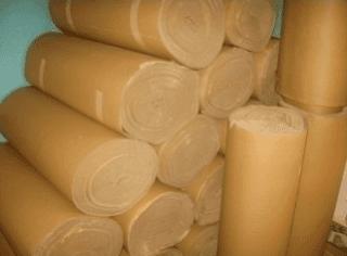bobine cartone ondulato