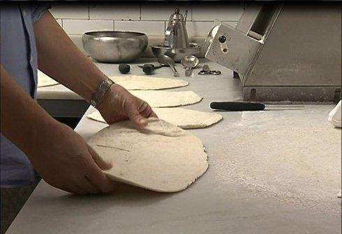 le pizze di Dino Salvi ad Arezzo