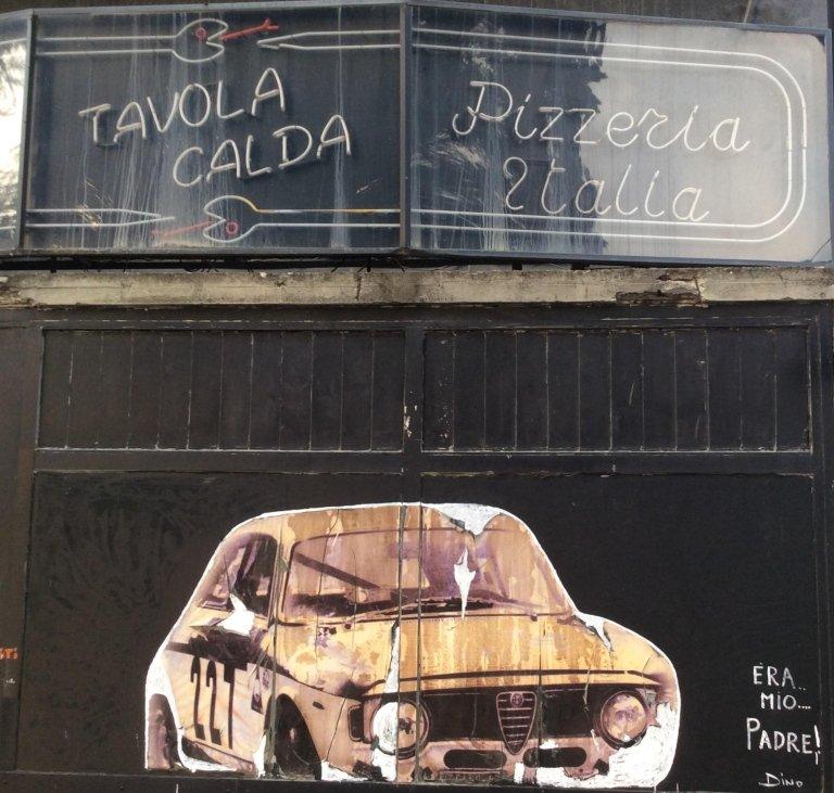 Pizzeria Italia ad Arezzo, pizze per bambini con forme fantasia