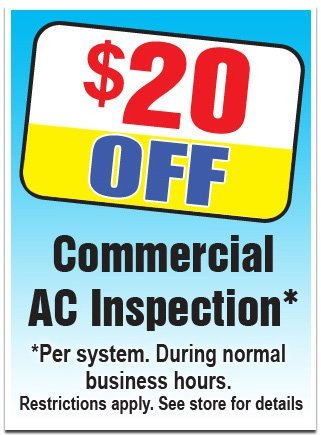 Commercial Air Conditioning Inspection Houston, TX