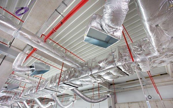 HVAC Ducts Houston, TX & West University, TX