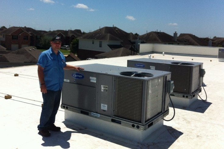 Commercial Air Conditioning & Heating Services West University, TX