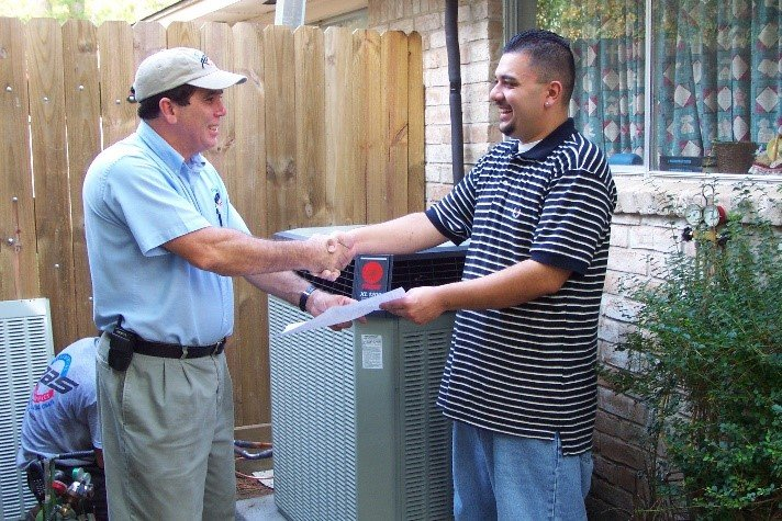 Residential Heating & Air Conditioning Service