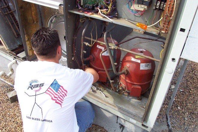 AC Repair Houston, TX & West University, TX