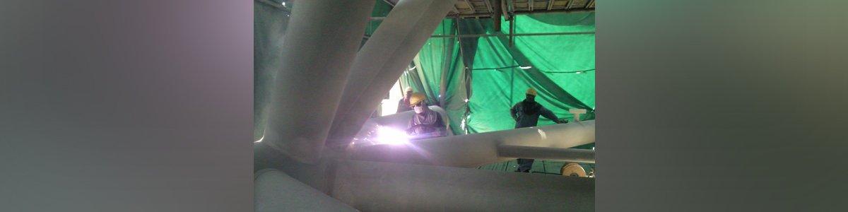 cormac contracting man arc welding