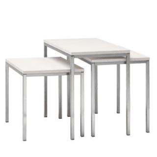 set 3 tavoli bar
