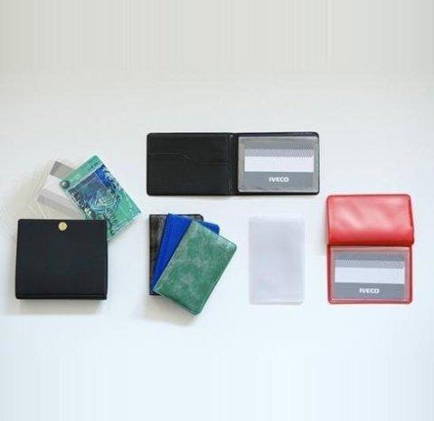 Porta bancomat normali e speciali
