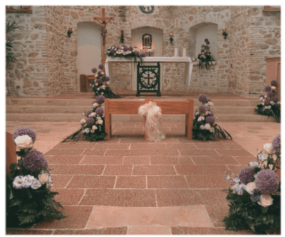 Addobbi floreali, Rieti