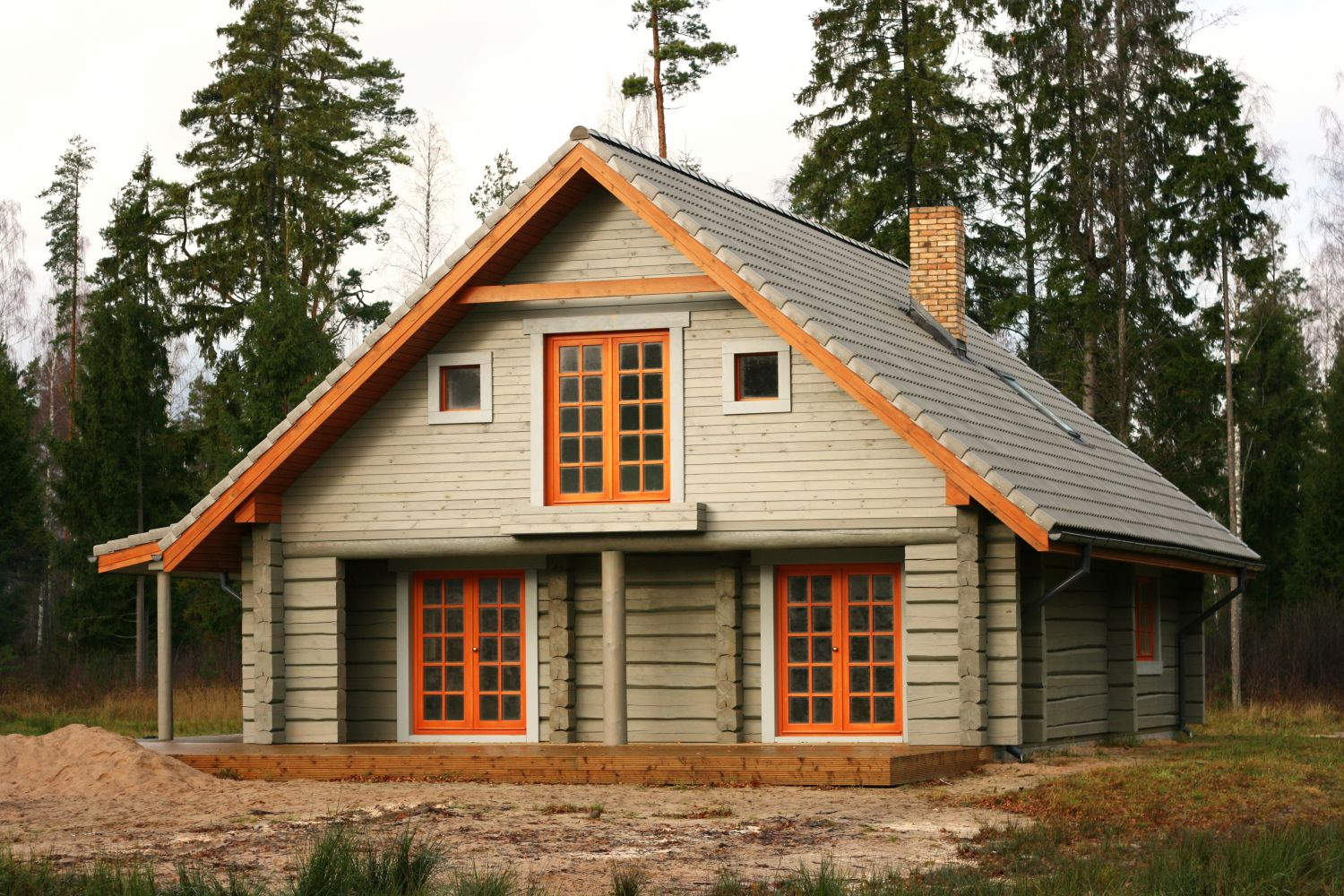 Home designed by experienced architect in Ketchikan, AK