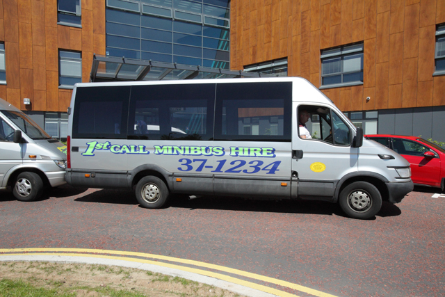 We have a range of minibuses to suit your needs. Call 01685 37 1012