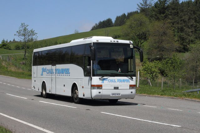 For coach hire in South Wales, call 01685 37 1012