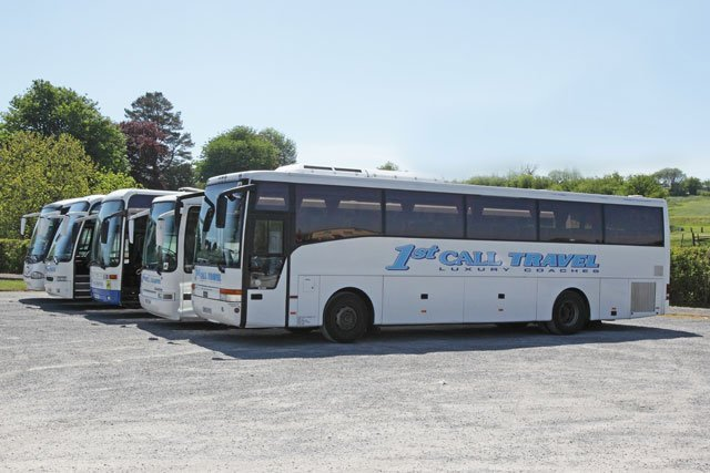 Have a great day out with our coach hire service. Call 01685 37 1012